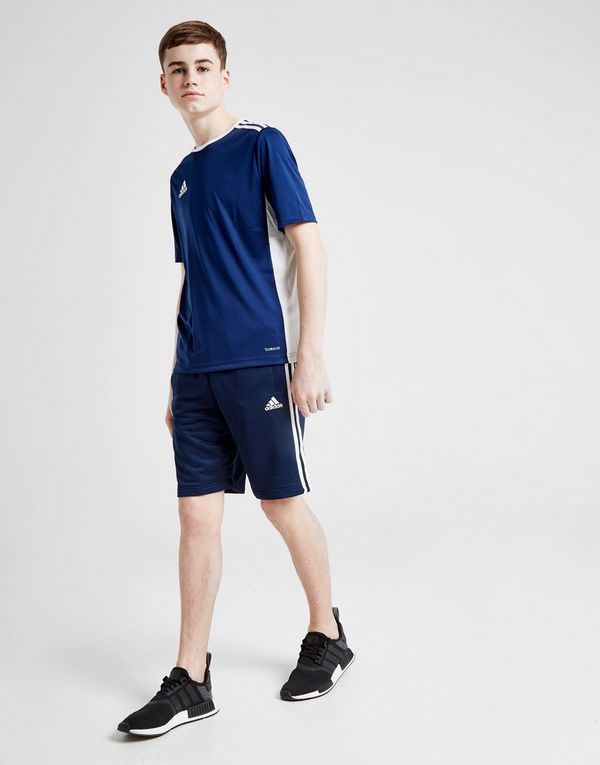 86759a96e1f adidas Badge of Sport French Terry Shorts Junior   JD Sports