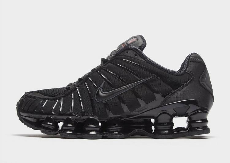 imágenes oficiales los más valorados amplia selección de diseños Buy Black Nike Shox TL   JD Sports
