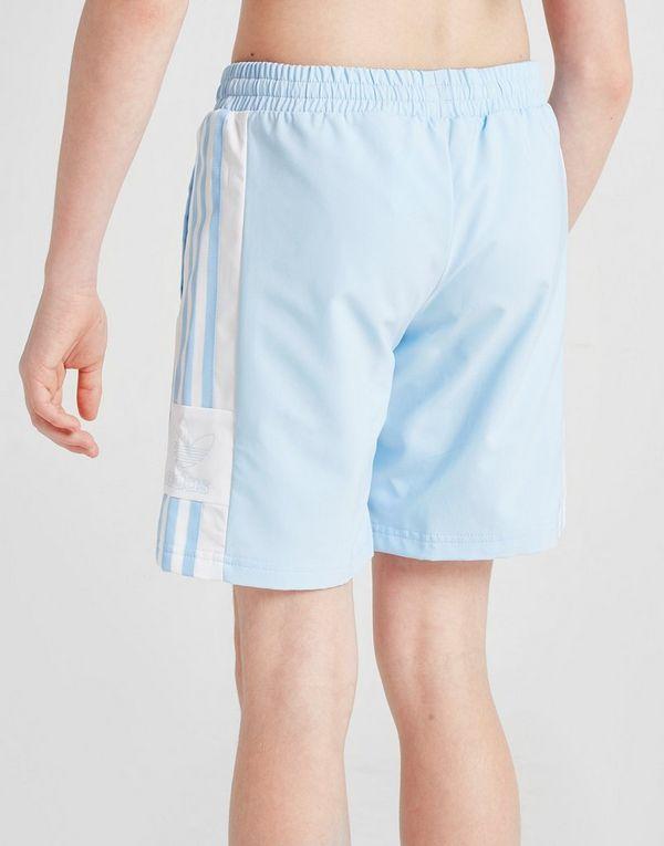 Swim Logo Adidas JuniorJd Originals Sports Shorts Trefoil vn0wmN8