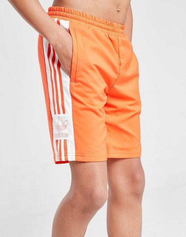 1bb541fc61 adidas Originals Trefoil Logo Swim Shorts Junior | JD Sports