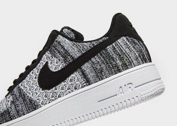Acheter Black Nike Air Force 1 Flyknit 2.0 Homme | JD Sports