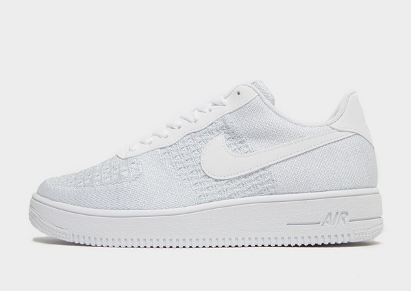 Acquista Nike Air Force 1 Flyknit 2.0 in Bianco | JD Sports