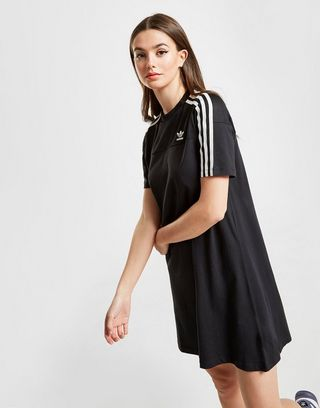 adidas Originals T-Shirt Kleid Damen | JD Sports