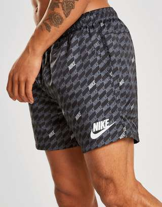 Nike Hybrid All Over Print Swim Shorts