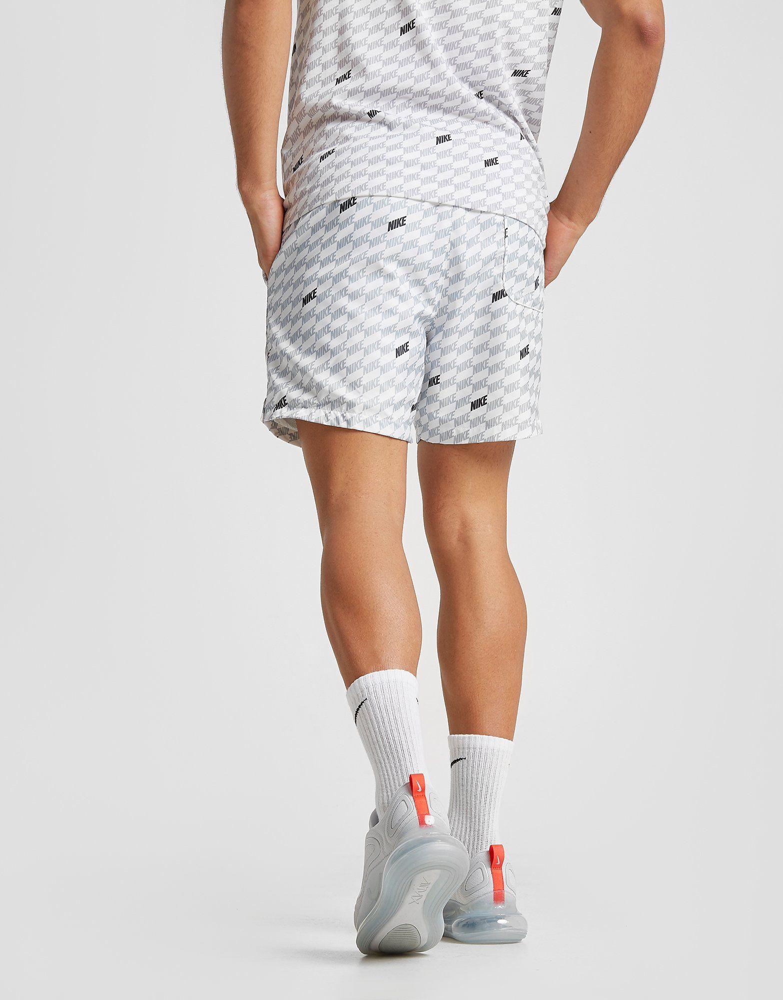 Nike Hybrid All Over Print Swim Shorts