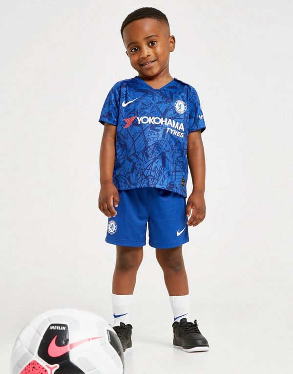 best service 4ce0c e7378 Nike Chelsea FC 2019/20 Stadium Home Baby and Toddler ...