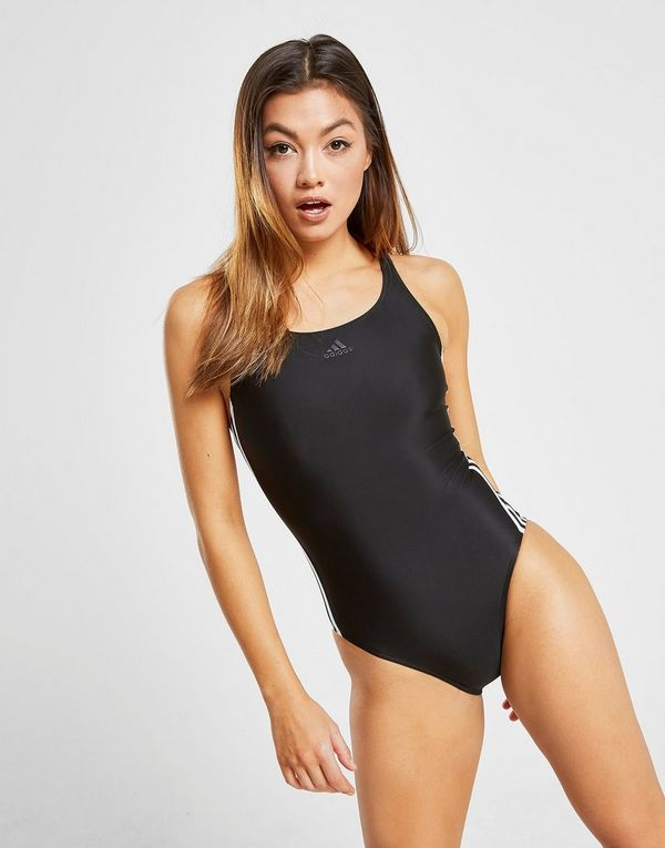 adidas Originals Core 3-Stripes Swimsuit
