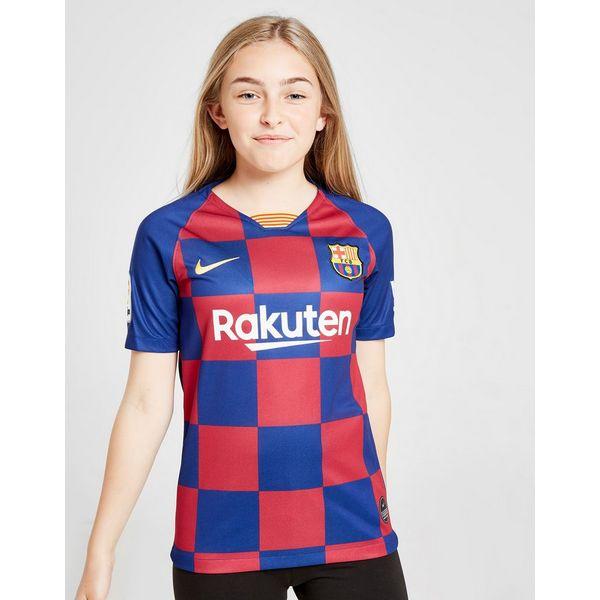 new products 5738a 1202b Nike FC Barcelona 19/20 Home Shirt Junior | JD Sports