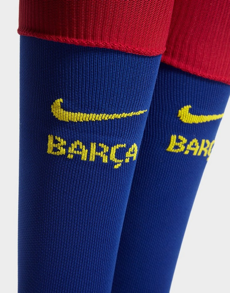 Nike FC Barcelona 2019/20 Home Socks Junior