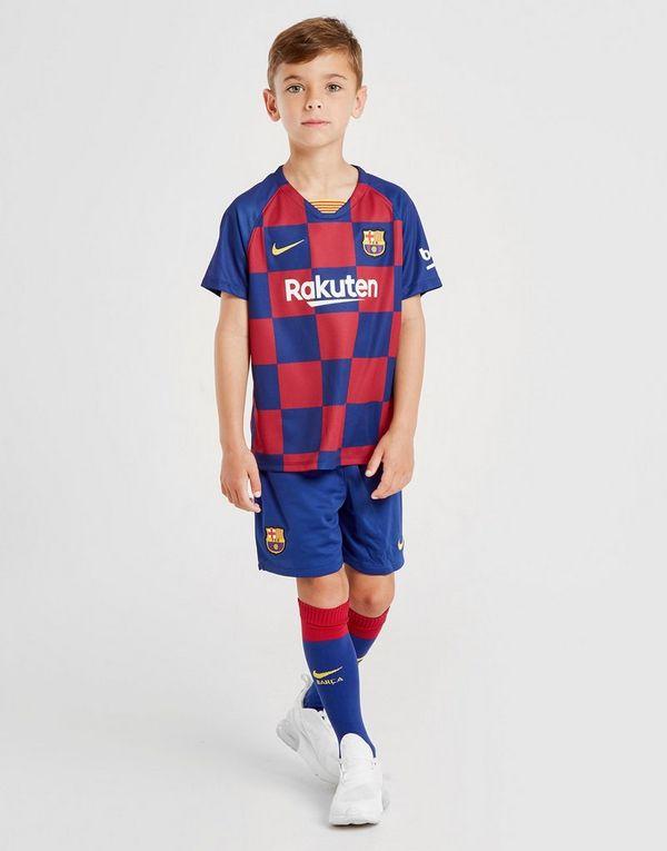 los angeles f4761 09e0e Nike FC Barcelona 2019/20 Home Kit Children | JD Sports