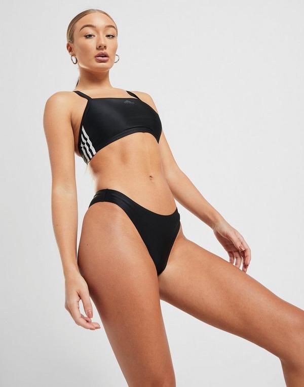 adidas Core 3-Stripes Bikini | JD Sports