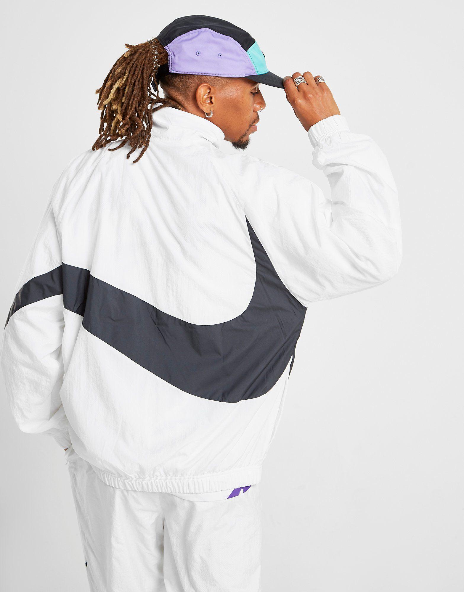 Nike Swoosh Woven Jacket