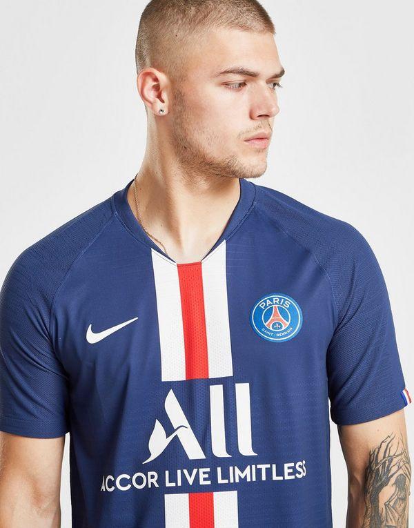 new concept 5d07b d777f Nike Paris Saint-Germain 2019/20 Vapor Match Home Men's ...