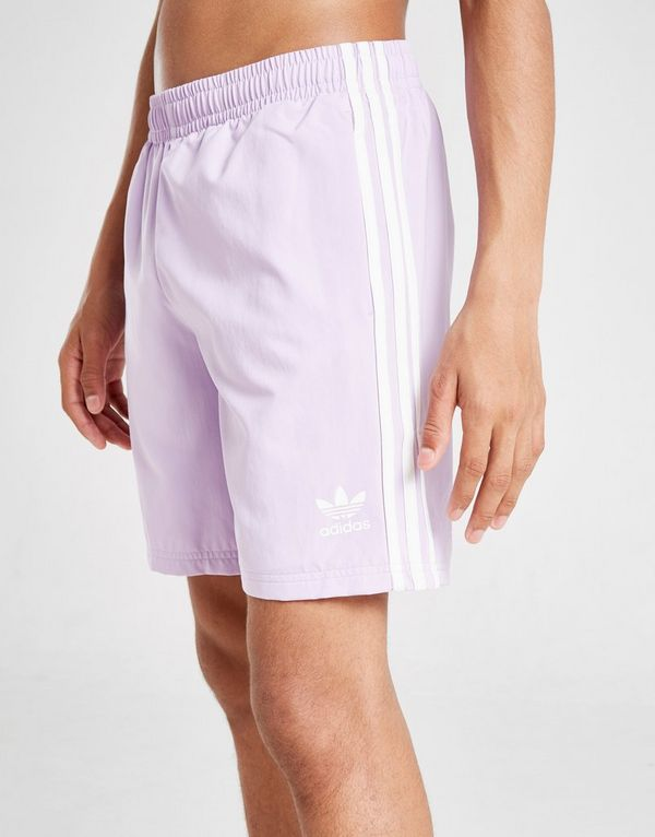 5a5cd4b1b1 adidas Originals Trefoil Logo Swim Shorts Junior | JD Sports