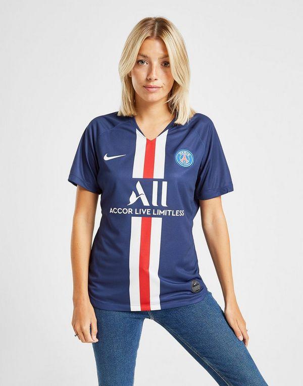 7cdb0d1ef1 Nike Paris Saint-Germain 2019/20 Stadium Home Women's Football Shirt ...