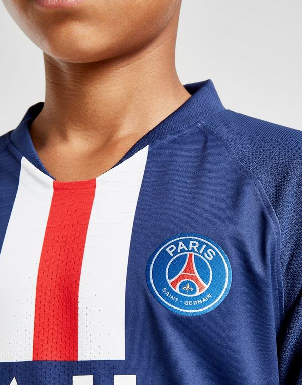 finest selection 51c6b 4d7d1 Nike Paris Saint-Germain 2019/20 Vapor Match Home Older Kids ...