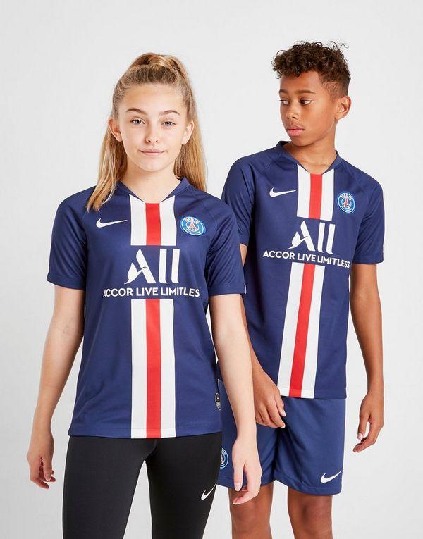 new arrival 2019e faf1f Nike Paris Saint-Germain 2019/20 Stadium Home Older Kids ...