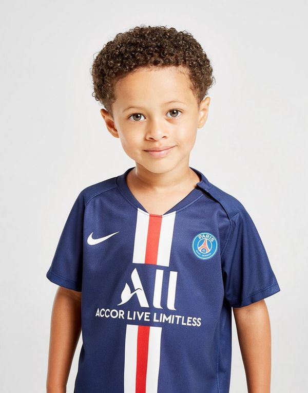 Nike conjunto Paris Saint Germain 2019/20 1.ª equipación para bebé