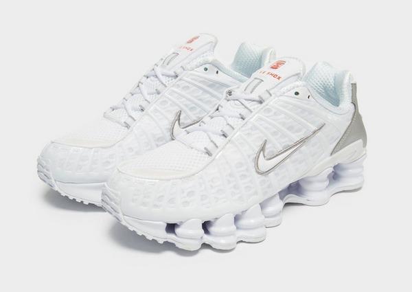 Køb Nike Shox TL Dame i Hvid | JD Sports