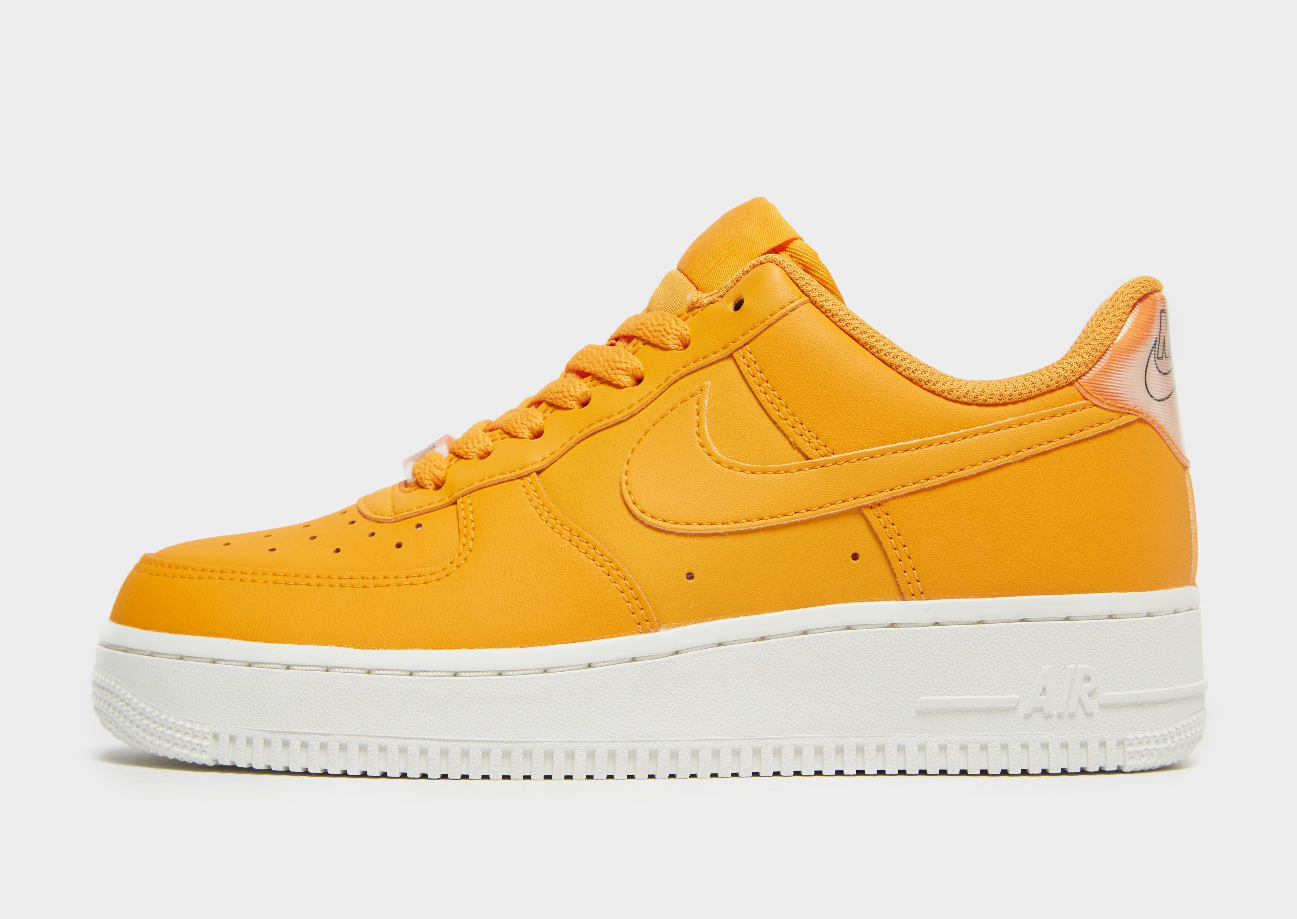 Available Now: Nike WMNS Air Force 1 '07 Essential Orange