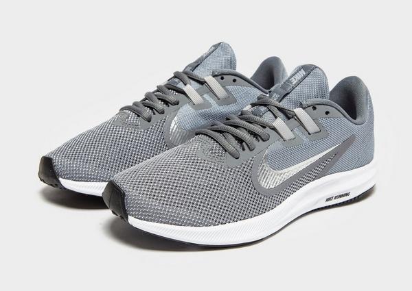 Køb Nike Downshifter 9 Dame i Grå | JD Sports