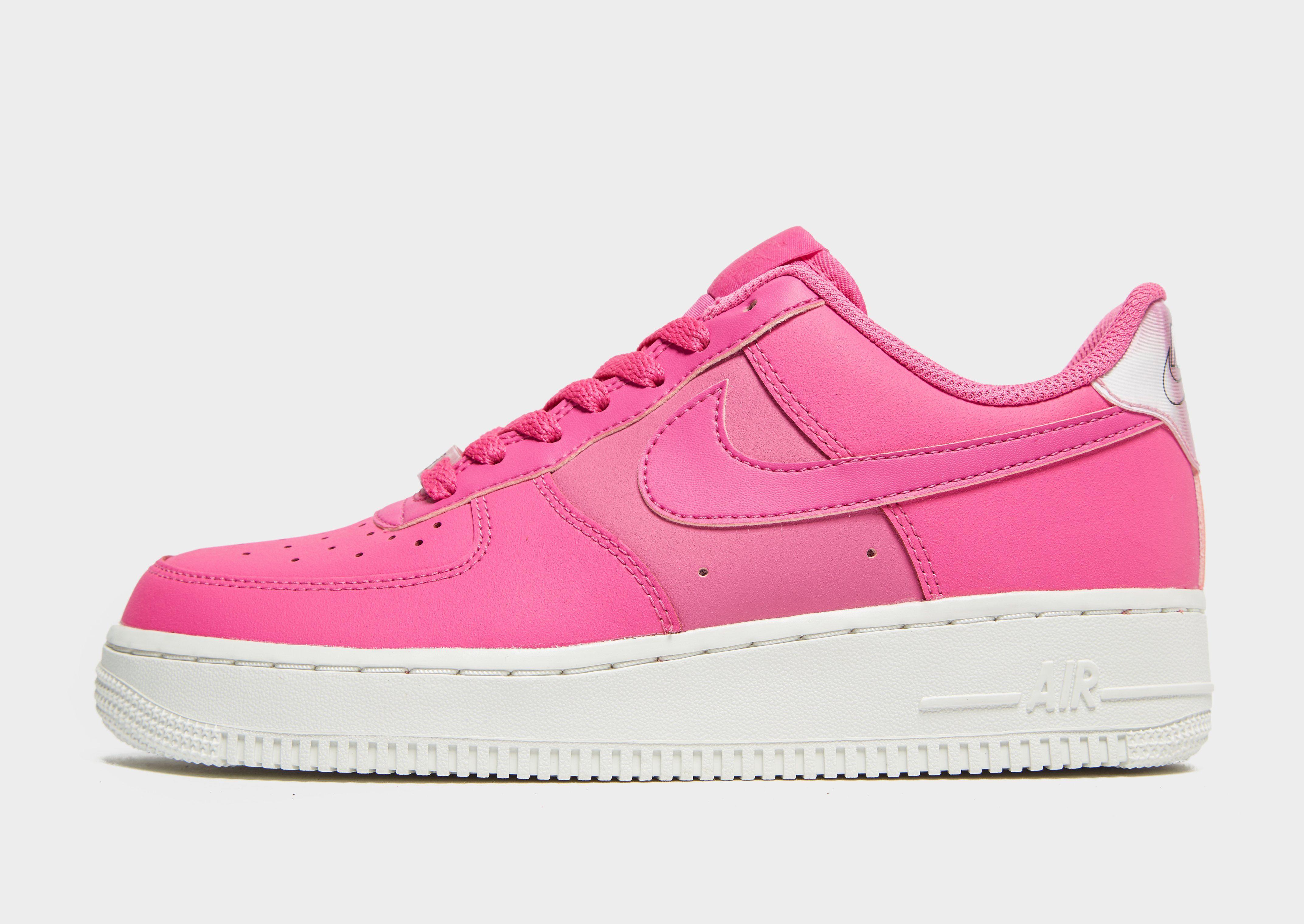 Nike Air Force 1 Pink