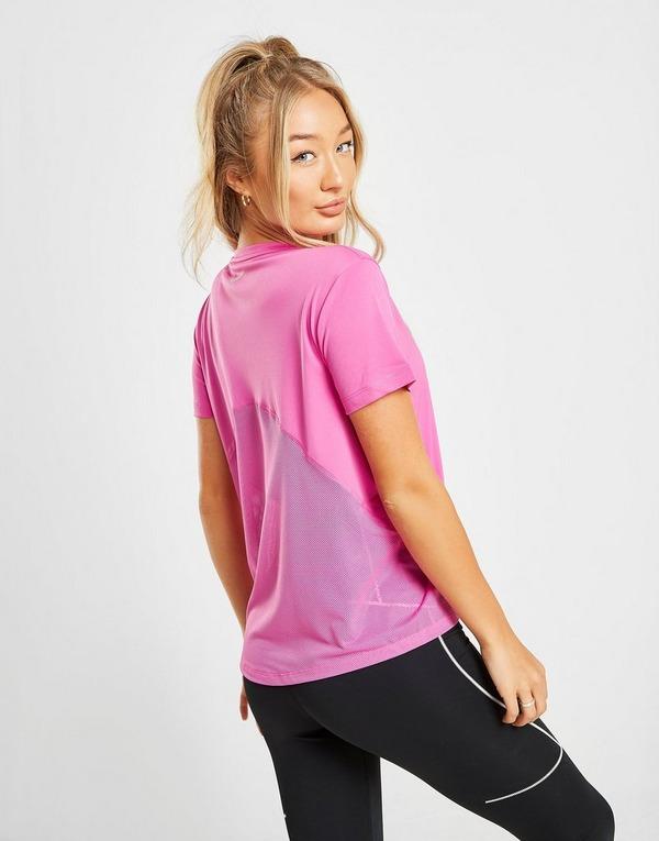 Shop den Nike Running Miler T Shirt Damen in Schwarz   JD Sports
