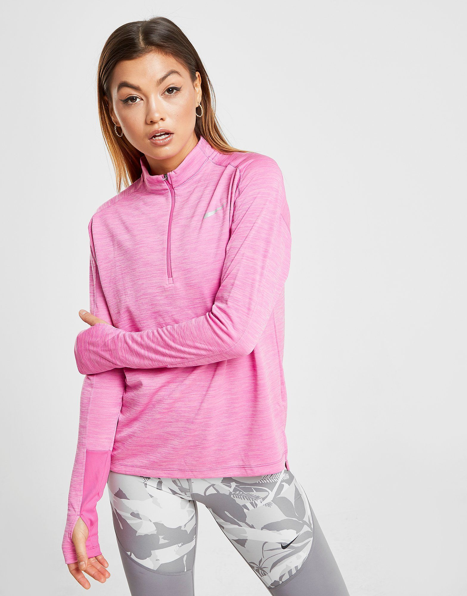 Nike 1 4 Zip Sweatshirt Womens | Coolmine Community School