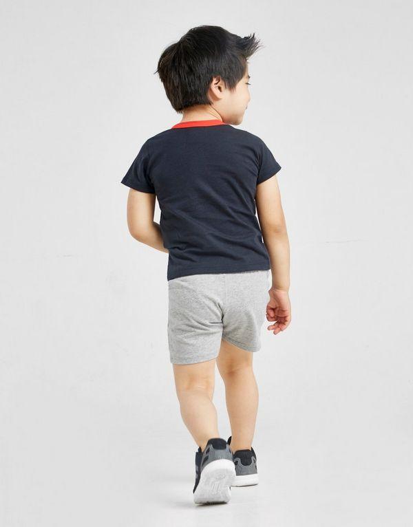 Champion Logo T Shirt Shorts Set Infant Jd Sports