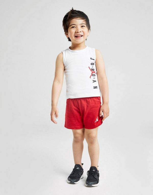 a2827e4e93f66 Jordan Jumpman Tank Top Shorts Set Infant