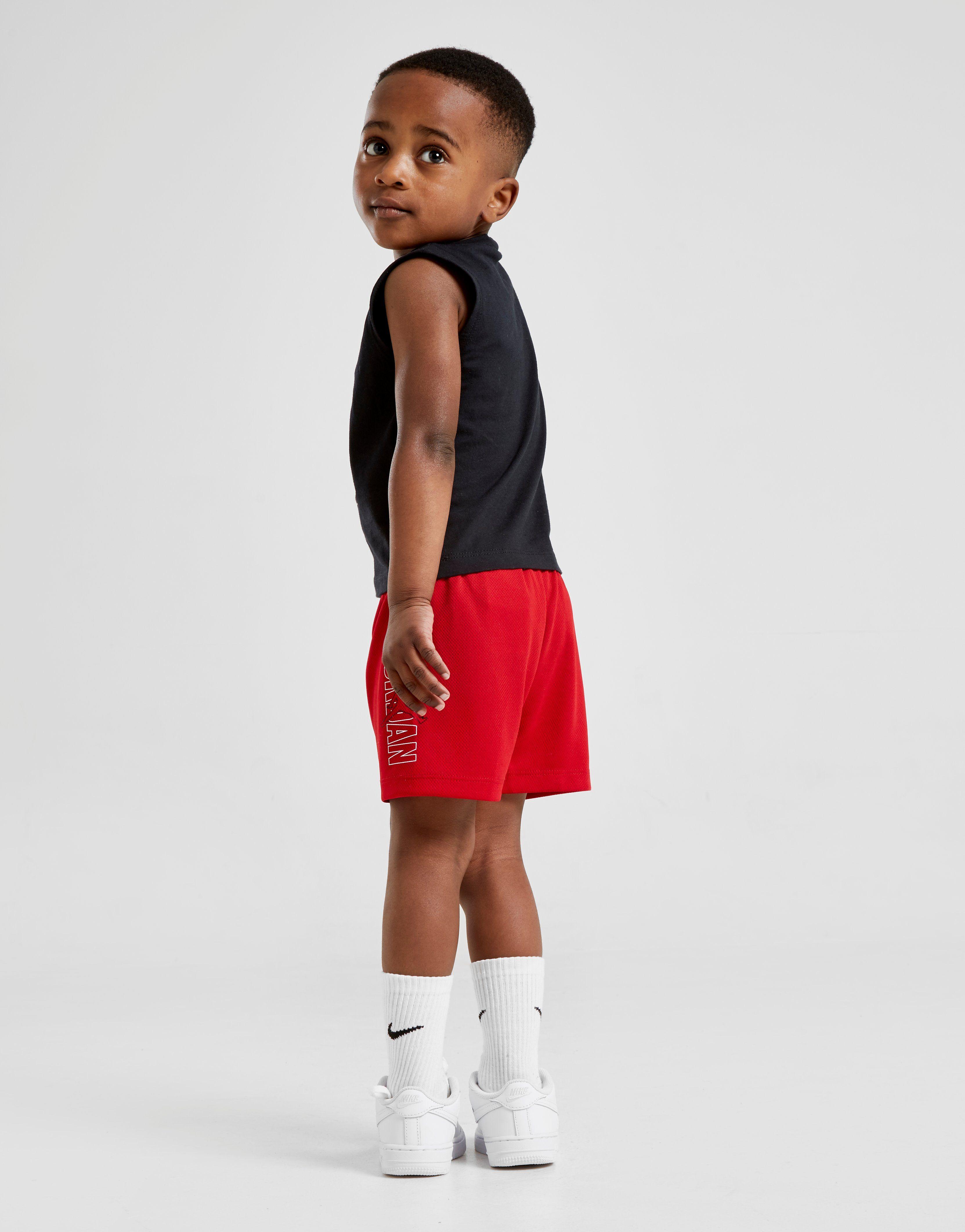 Jordan Light Up Tank Top/Short Set Infant