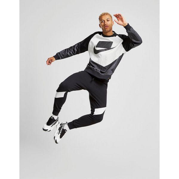 Nike Sportswear Colour Block Crew Sweatshirt