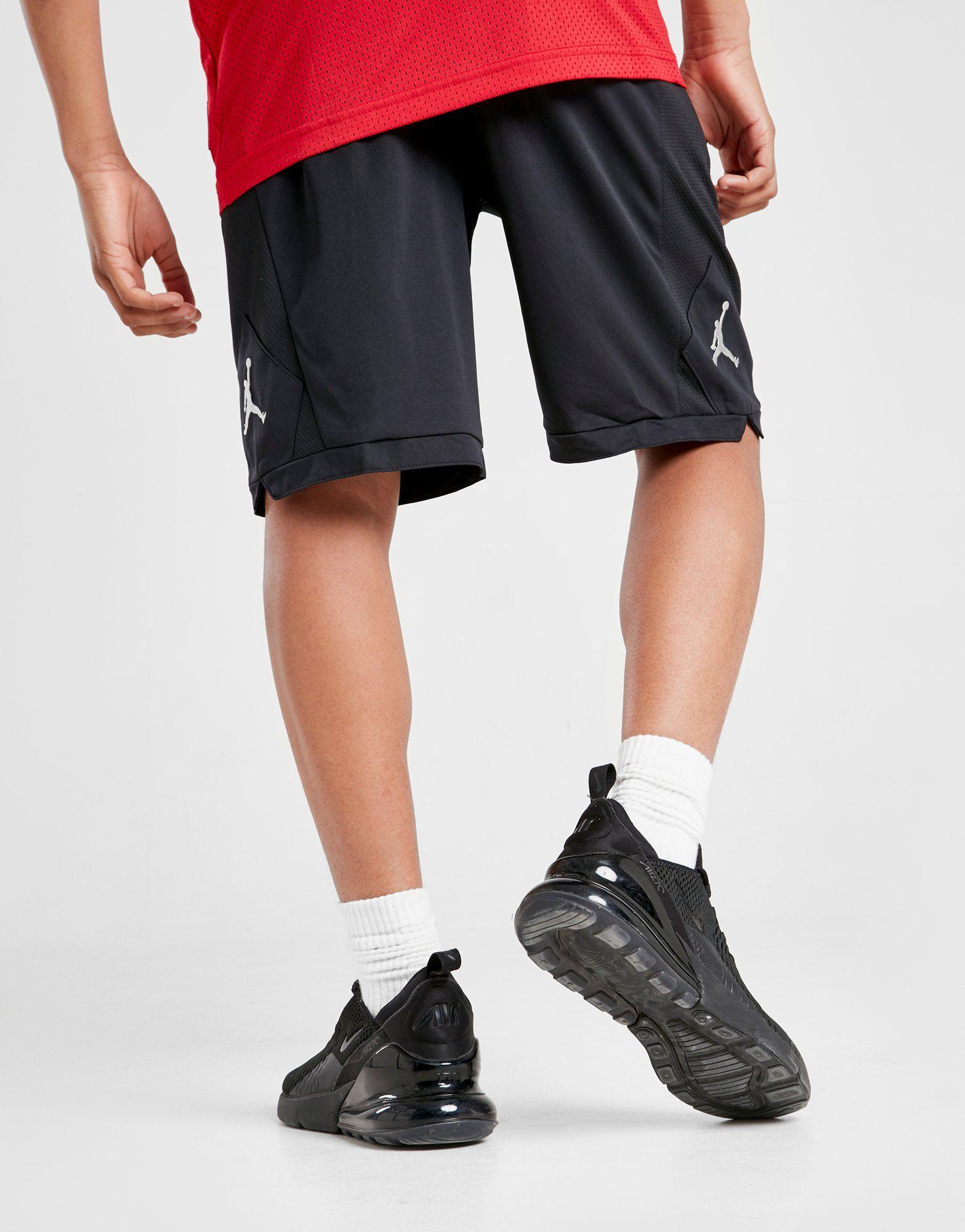 Jordan Authentic Poly Shorts Junior