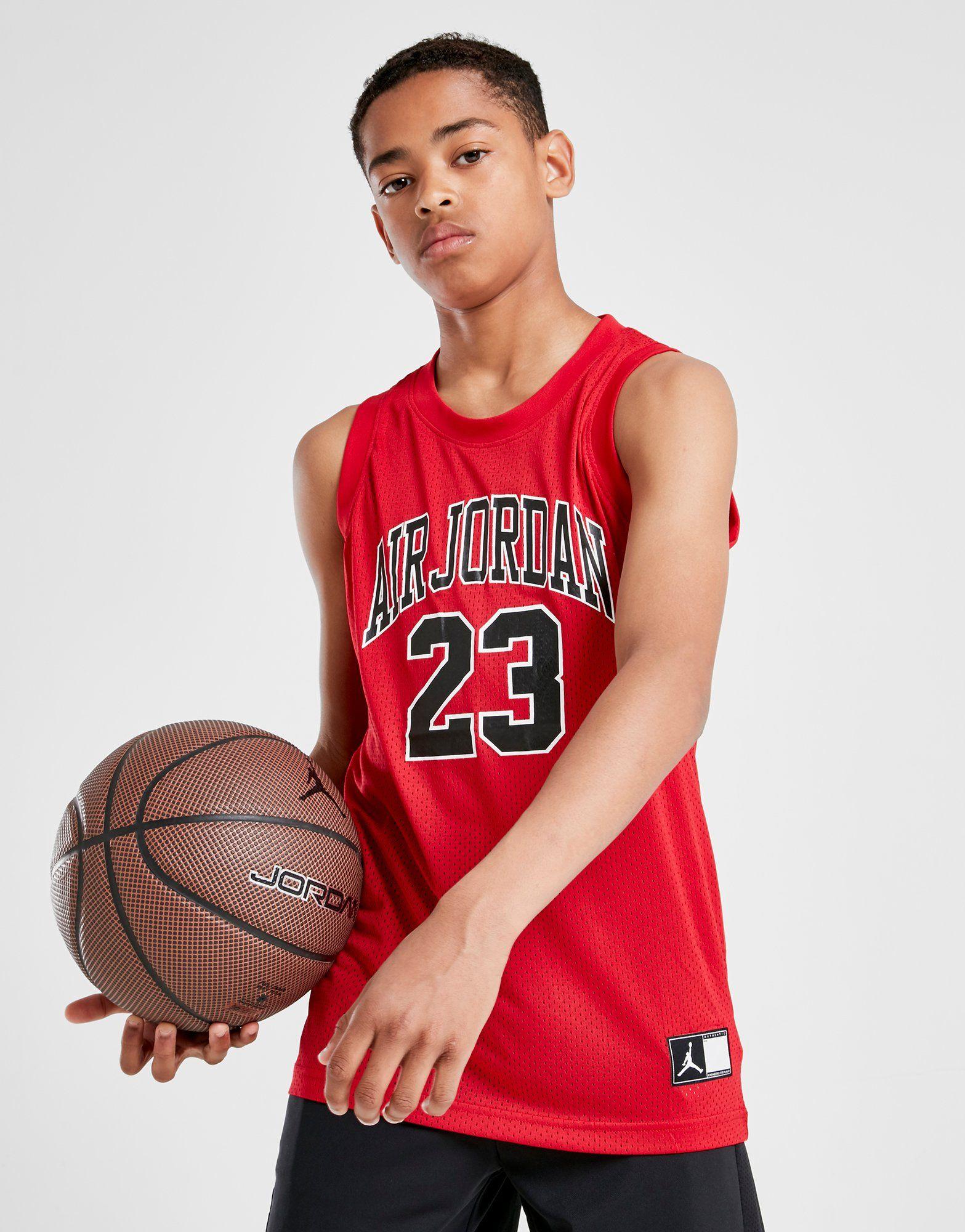 Jordan Mesh Jersey Junior