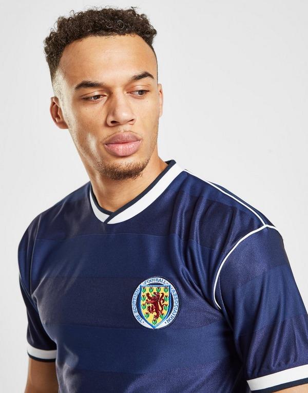 Score Draw Scotland '86 Home Shirt