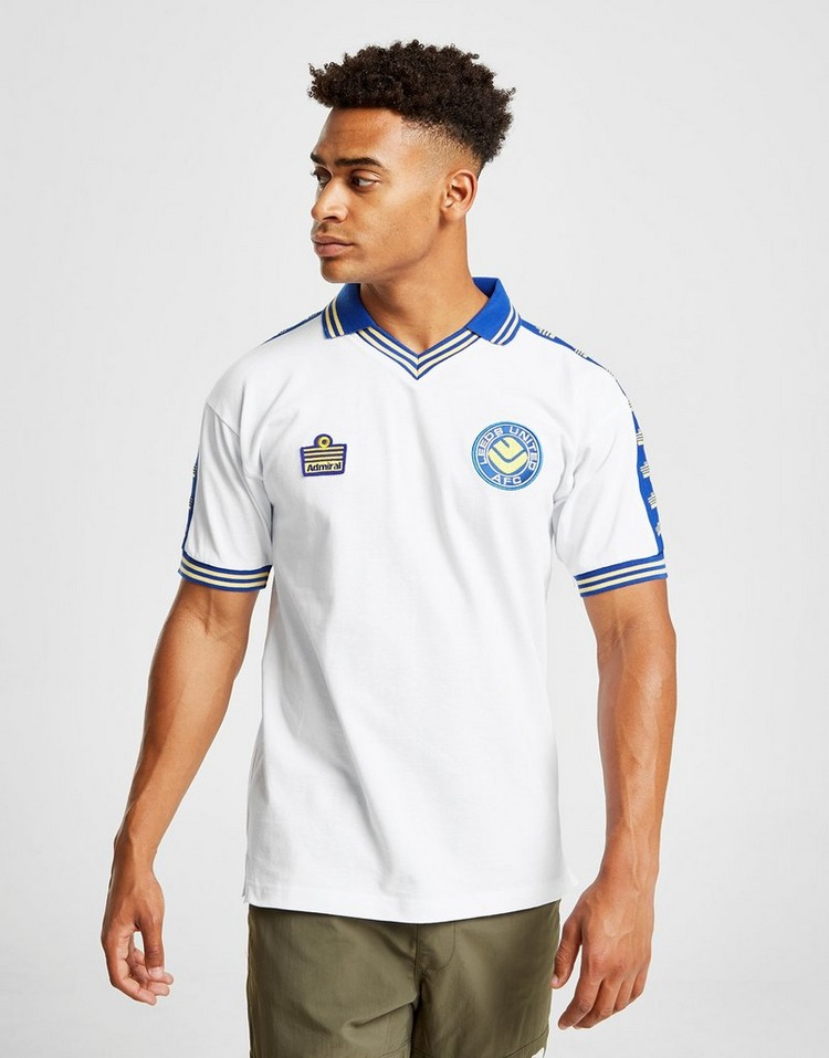Score Draw T-shirt Equipamento Principal Leeds United FC '78