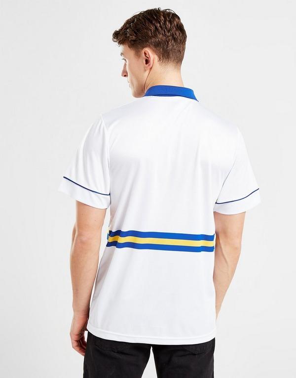 Score Draw Leeds United FC '94 Home Shirt Heren
