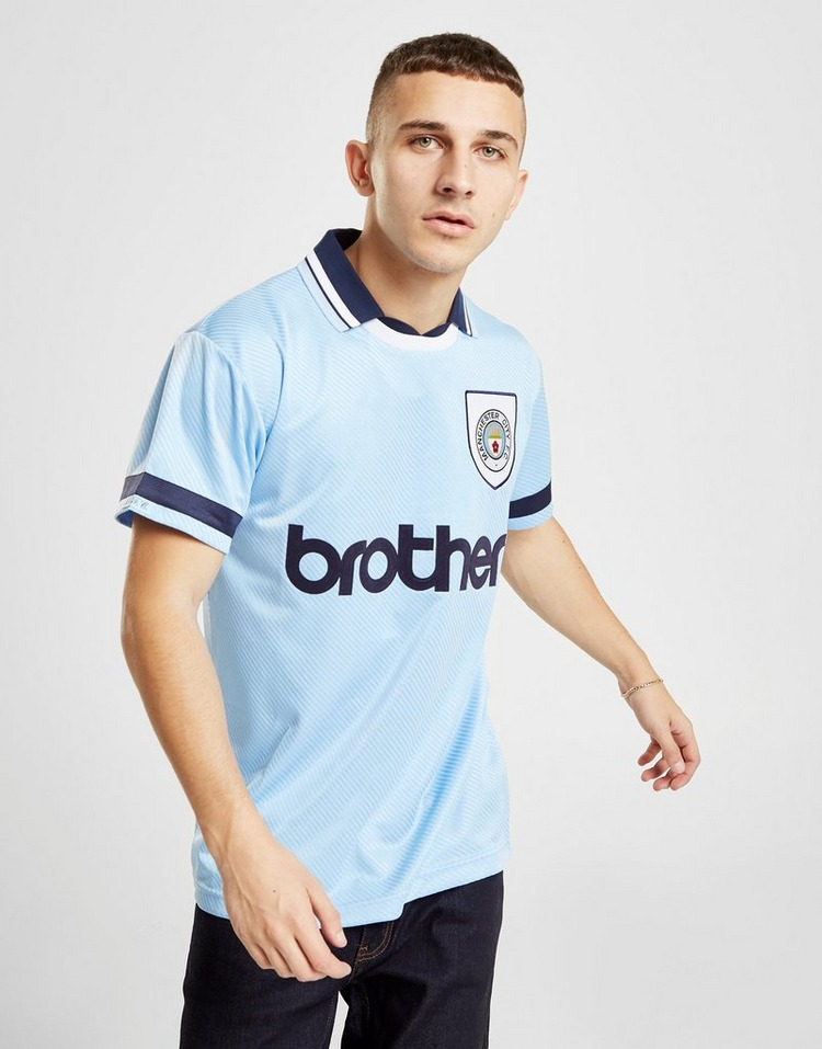 Score Draw Manchester City FC '94 Home Shirt