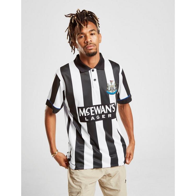 Score Draw Newcastle United FC '95 Home Shirt Heren