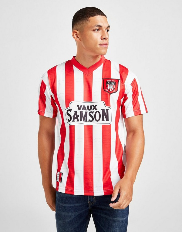 Score Draw Sunderland AFC '97 Home Shirt Heren