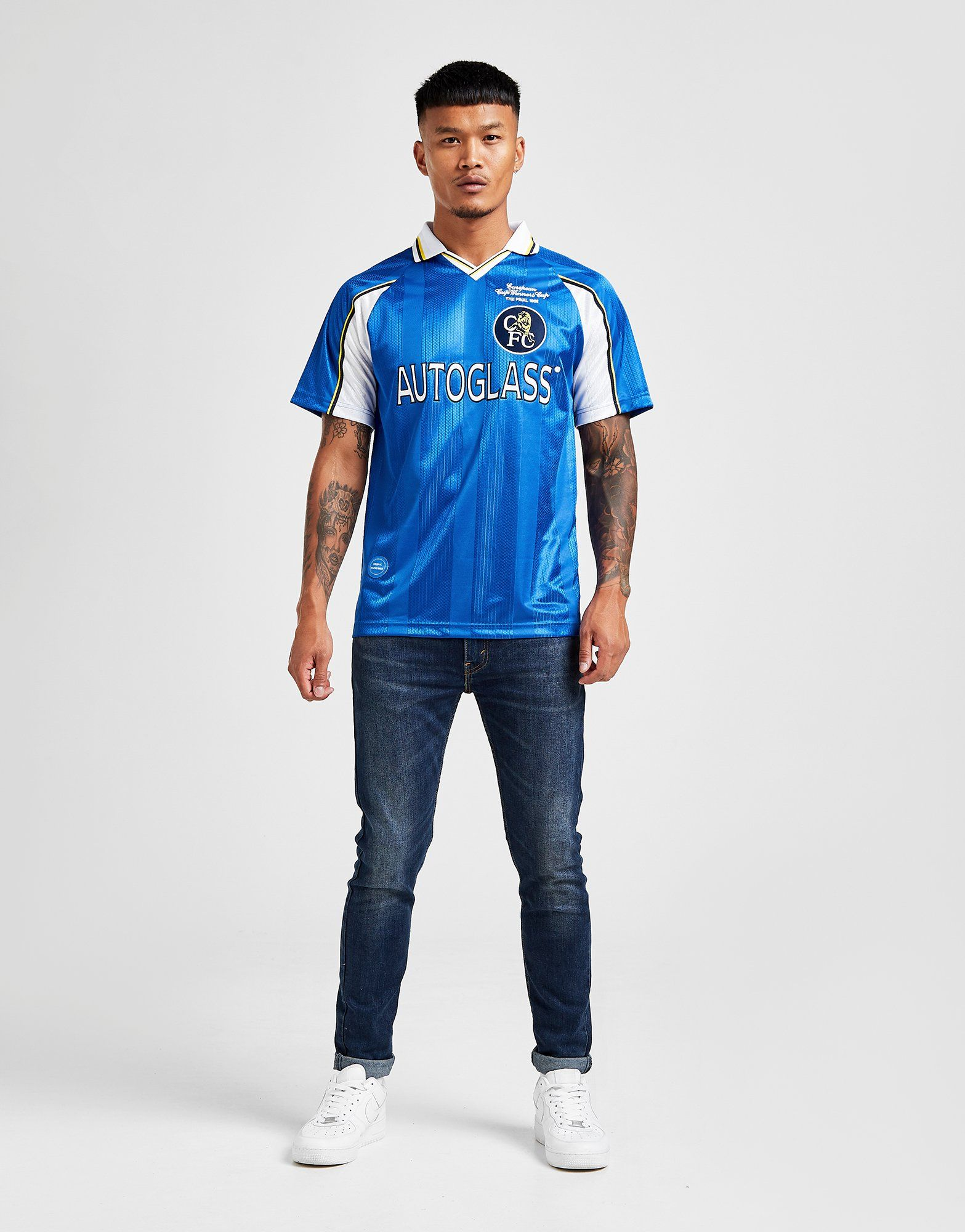 Score Draw Chelsea FC '98 Home Shirt