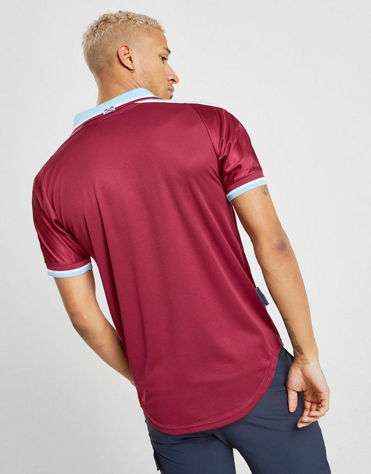 Score Draw West Ham United 2000 Home Shirt