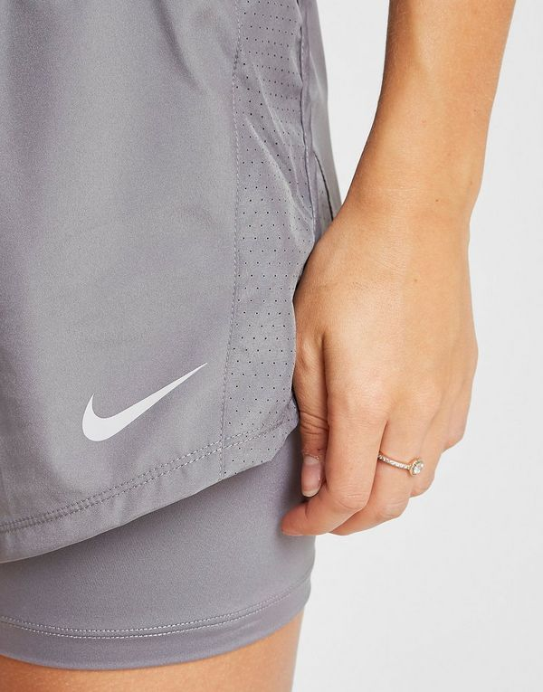 Nike Running 10k 2 in 1 Shorts