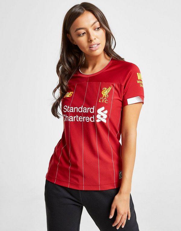 06b6d8d1a New Balance Liverpool FC 2019 Home Shirt Women's | JD Sports