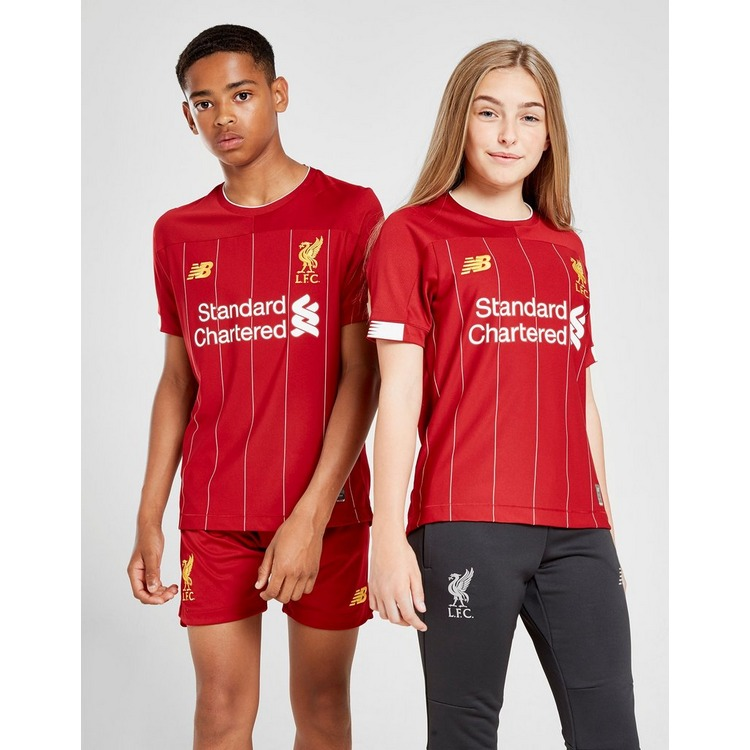 New Balance Maillot Domicile Liverpool FC 2019 Junior