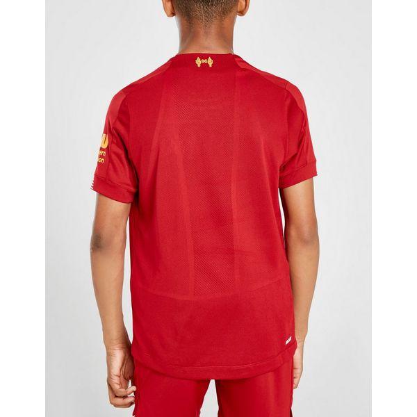 dbc401f5 New Balance Liverpool FC 2019 Home Shirt Junior | JD Sports