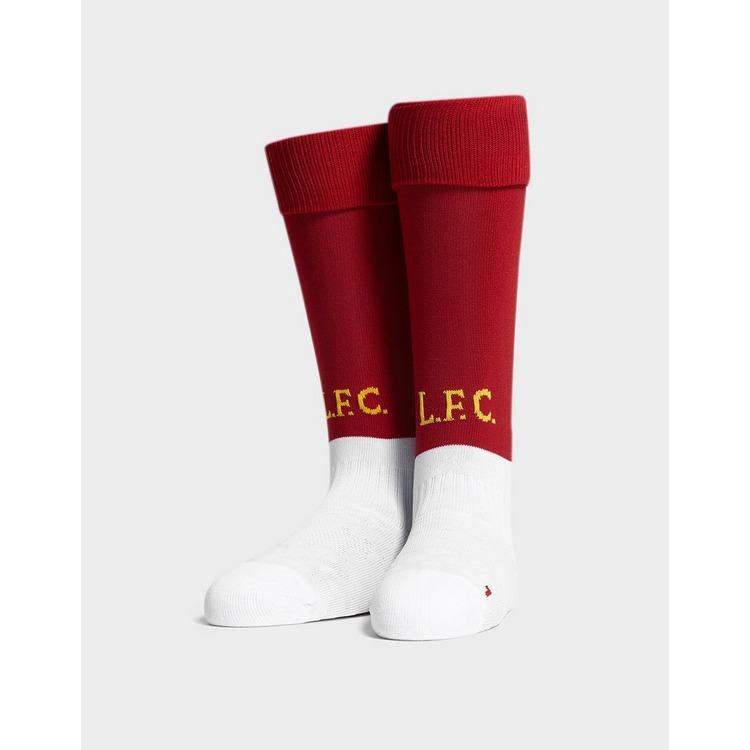 New Balance Liverpool FC 2019 Home Socks Junior
