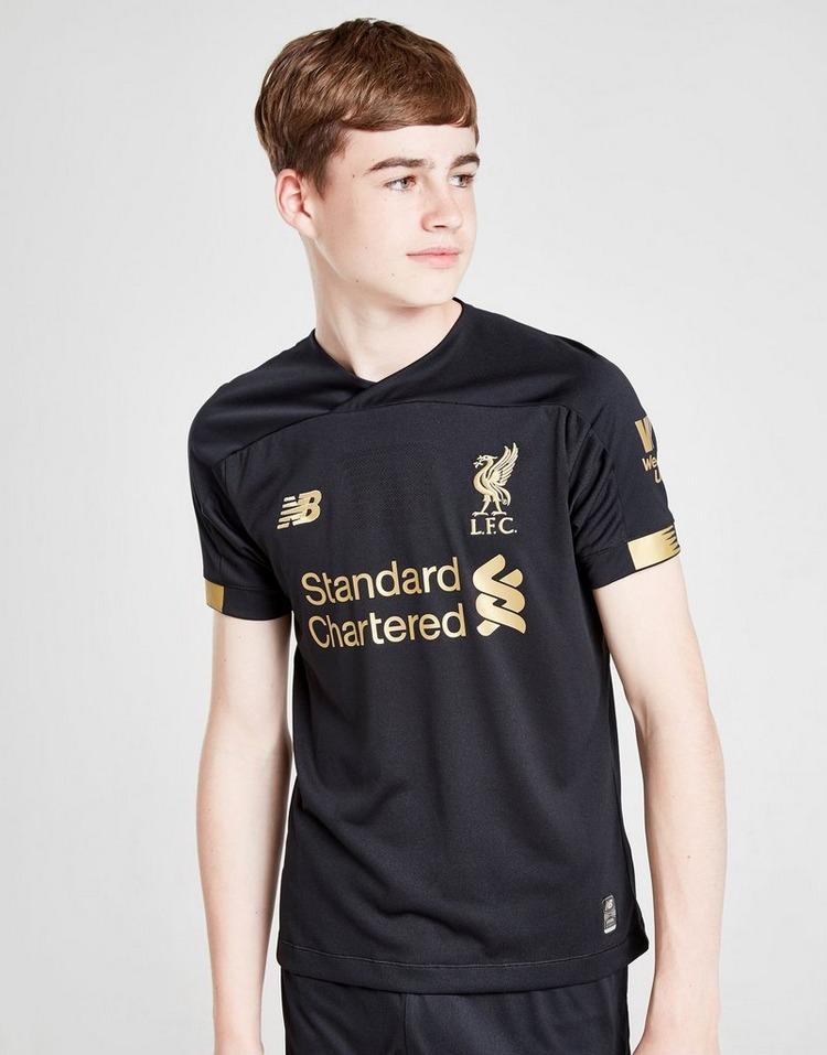 New Balance Liverpool FC 2019 Home Goalkeeper Shirt Junior