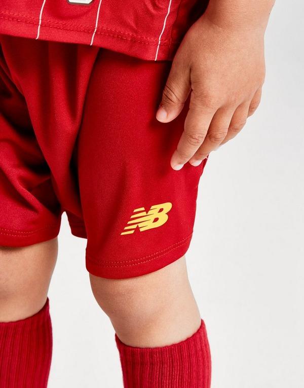 New Balance Liverpool FC 2019 Home Kit Children
