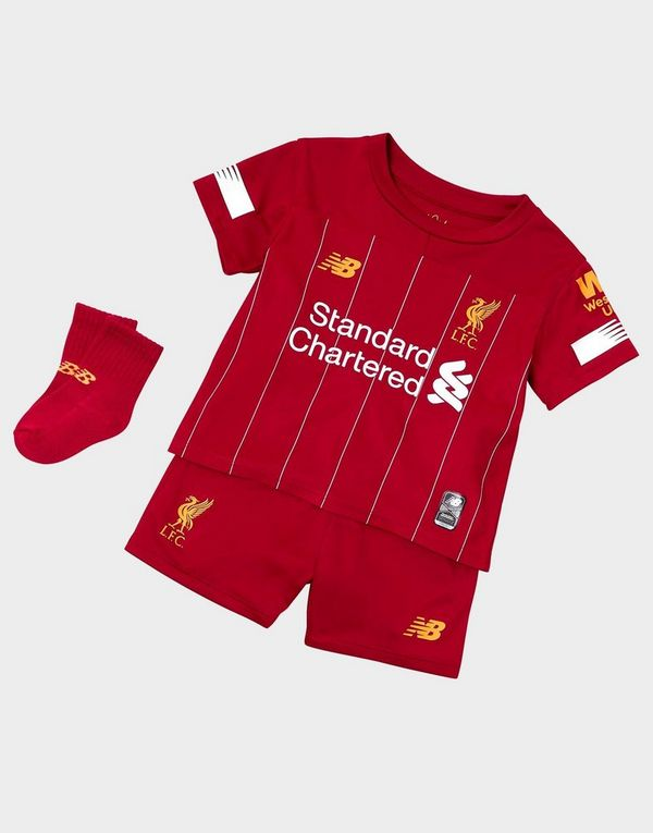 5c2a3bcf579 New Balance Liverpool FC 2019 Home Kit Infant | JD Sports